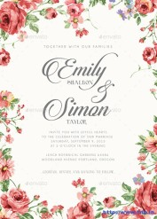 Rustic-Floral-Wedding-Invitations