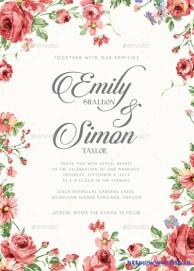 Rustic-Floral-Wedding-Invitations