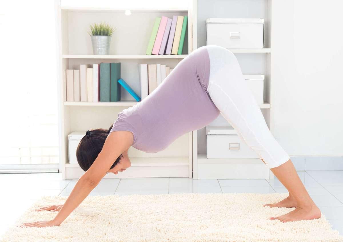 Йога для беременных 2 триместр балашиха 1032